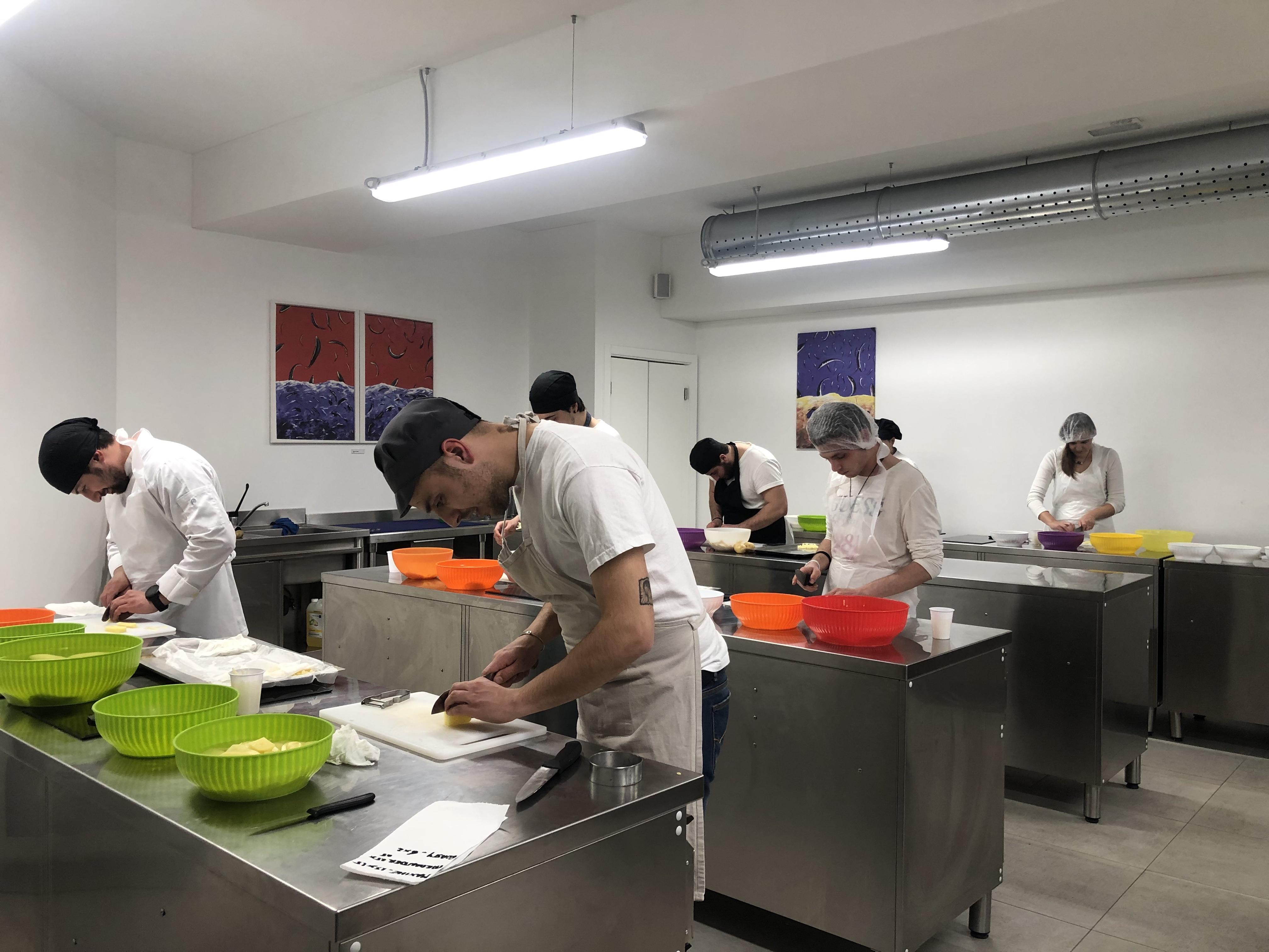 Accademia Del Gusto Arezzo Corsi Di Cucina