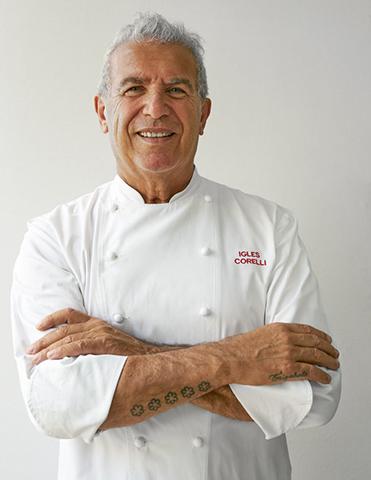Igles Corelli Chef