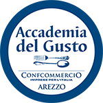 Accademia del Gusto Arezzo Logo